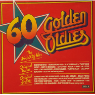 Various – 60 Golden Oldies The World Of Hits