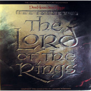 Leonard Rosenman ‎– The Lord Of The Rings