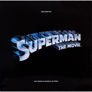 John Williams ‎– Superman The Movie (Original Sound Track)