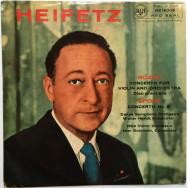 Jascha Heifetz, Miklós Rózsa, Louis Spohr - Concerto For Violin And Orchestra · Concerto No. 8