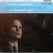 Dietrich Fischer-Dieskau with Gerald Moore - Schubert Lieder Recital (No.2)