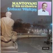 Mantovani and His Orchestra - Johann Strauss- Strauss Waltzes