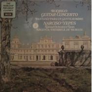 """Narciso Yepes, National Orchestra of Spain - Rodrigo - Guitar Concerto """"Concierto de Aranjuez"""""""