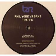 Phil York vs BRK3 – Traffic
