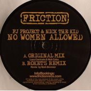 FJ Project & Nick The Kid – No Women Allowed