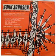 Bunk Johnson and his New Orleans jazz band - Bunk Johnson's Jazz Band