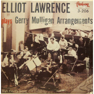 Elliot Lawrence Band, The  - Plays Gerry Mulligan Arrangements