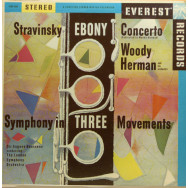 Woody Herman and His Orchestra - Stravinsky: Ebony Concerto (1945)