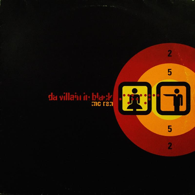 MC Ren - Da Villain In Black (Album Sampler)