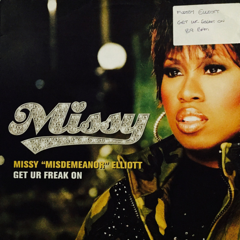 "Missy ""Misdemeanor"" Elliott - Get Ur Freak On"