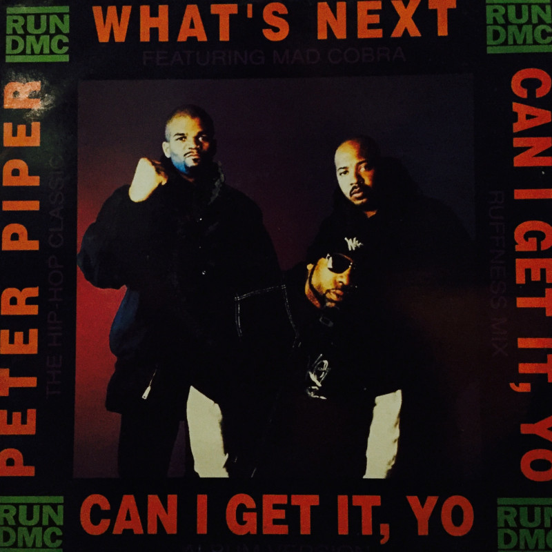 Run-DMC - Can I get it, yo