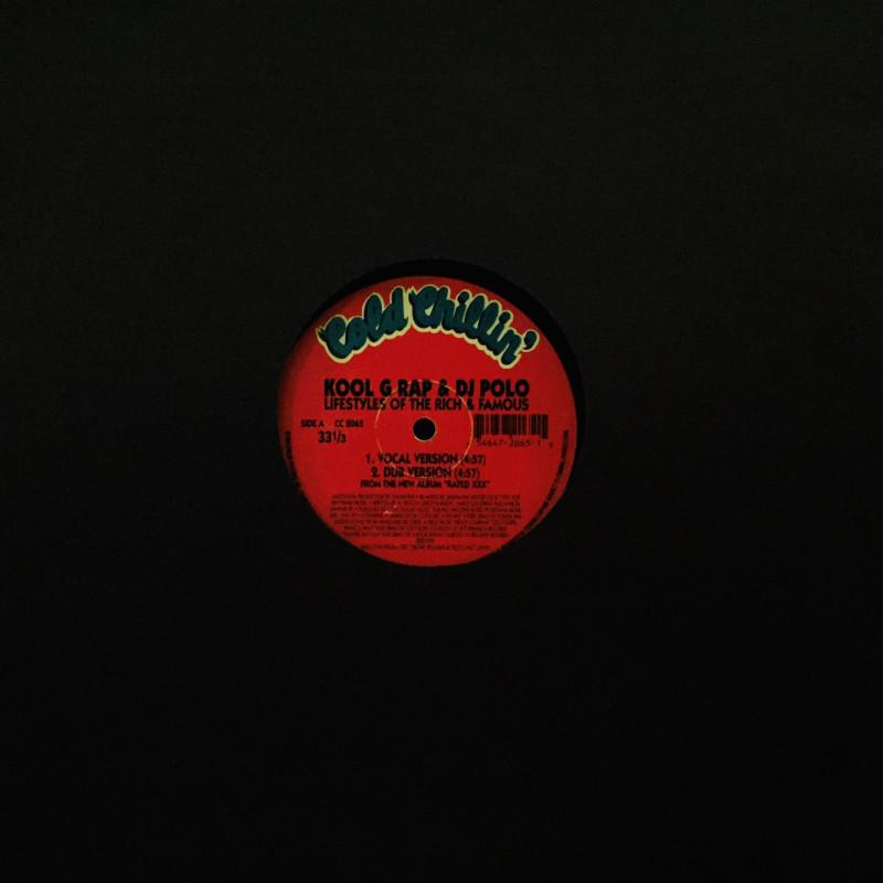 Kool G Rap & D.J. Polo - Lifestyles Of The Rich & Famous