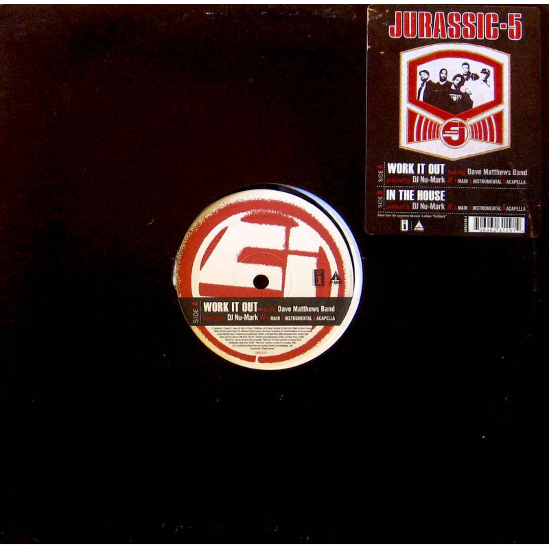 Jurassic 5 - Work it out / in the house