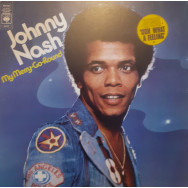 Johnny Nash ‎– My Merry-Go-Round