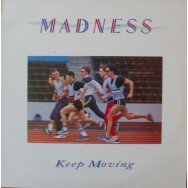 Madness ‎– Keep Moving