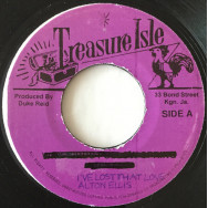 Alton Ellis ‎– I've Lost That Love / Diana
