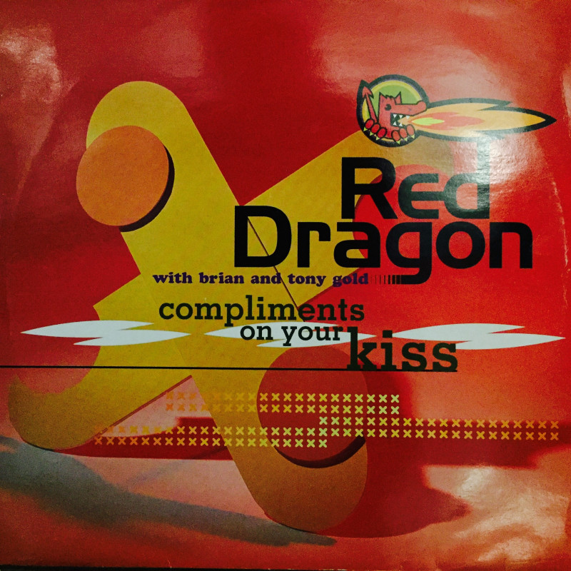 Red Dragon Compliments On Your Kiss