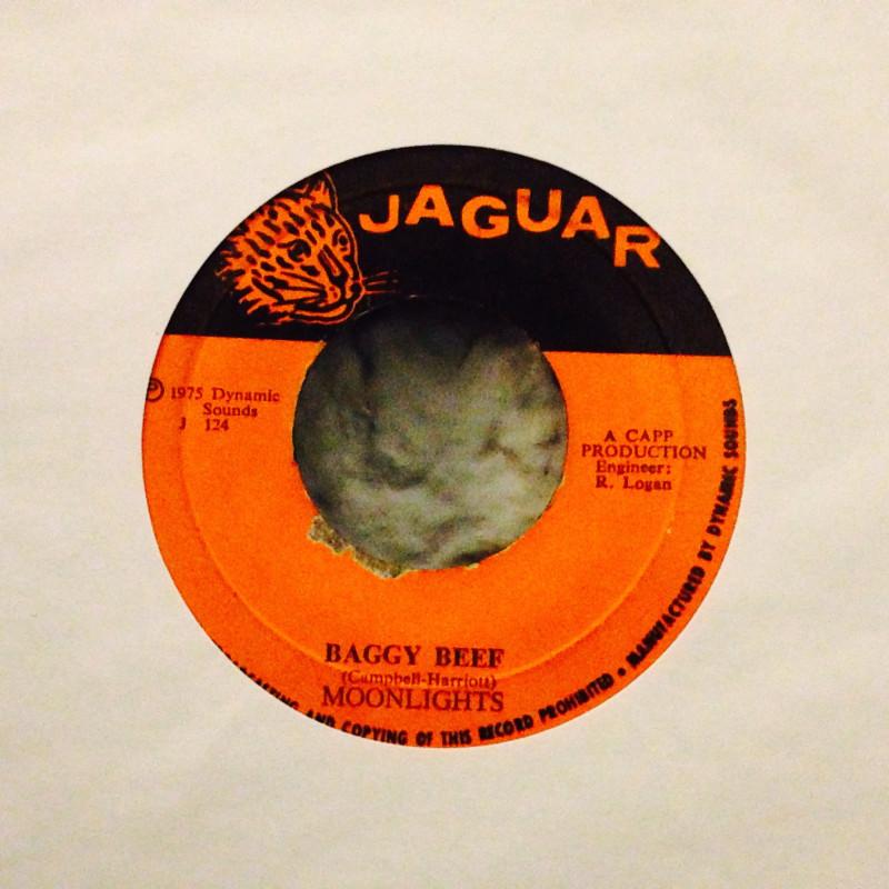 Bobby Ellis / MoonlightsSweet meat / Baggy beef