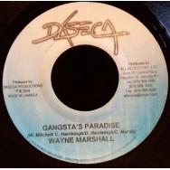 Wayne Marshall / Jagwa  - Gangsta's Paradise / Mek Gal Bawl