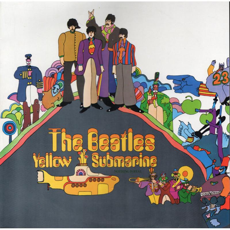 The Beatles – Yellow Submarine
