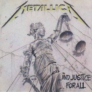 METALLICA - …and justice for all…